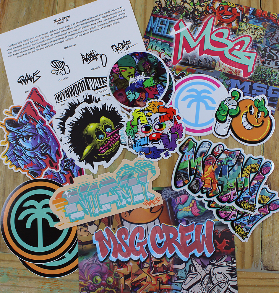 MSG-StickerPack-Web3